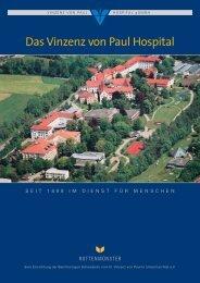 Das Vinzenz von Paul Hospital - Marienhospital Stuttgart
