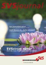 Den Unterschied spüren - Stadtwerke Villingen-Schwenningen GmbH