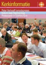 Kerkinformatie nr. 171, juni 2009 - Kerk in Actie