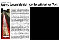 Twirling e ginnastica artistica - Comune di Nova Milanese