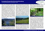 Traumpfad Bergschluchtenweg Ehrenburg - Die Watzmänner aus ...