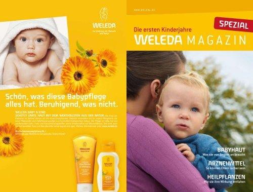 Spezial - Weleda
