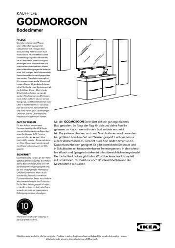 GODMORGON - IKEA.com