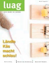 1 Zeitung - Ländle-Metzg Klopfer