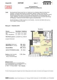 Expose 855 ansehen - AGREE Immobilien