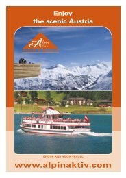 Active & relaxed holidays - Alpin Aktiv