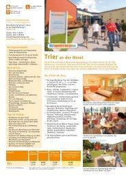 Trier an der Mosel - Jugendherberge