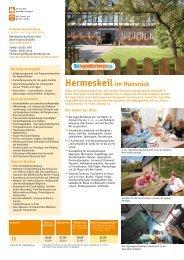 Hermeskeil im Hunsrück - Jugendherberge