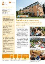 Dreisbach an der Saarschleife - Jugendherberge