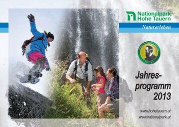 Nationalpark Hohe Tauern - Zillertal Arena