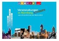 Veranstaltungen in Nürnberg vom 24.12.12 bis 6.1 - Congress- und ...