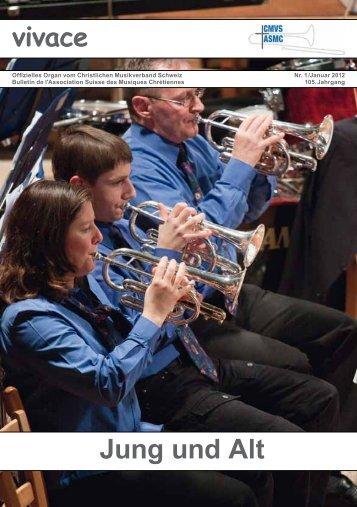 vivace Jung und Alt - Christlicher Musikverband Schweiz