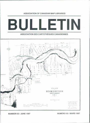 BULLETIN - Memorial University's Digital Archives