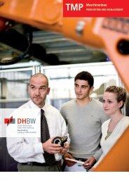 Maschinenbau - DHBW Ravensburg