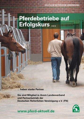 www .pferd-aktuell.de - Bayerischer Reit