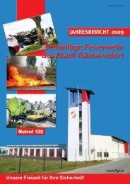 Freiwillige Feuerwehr der Stadt GÄNSERNDORF - FF Gänserndorf