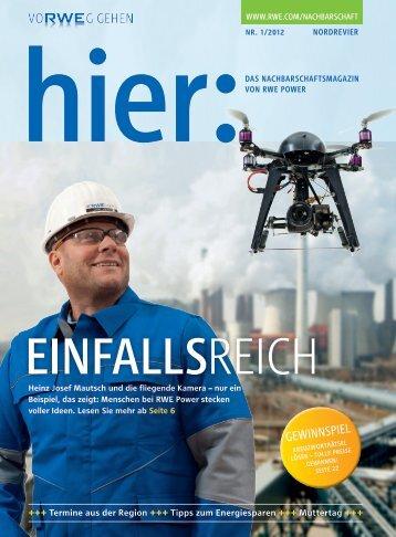 Ausgabe März 2012 - RWE.com