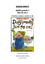 Další prevít ? Jen to ne! / previt3.pdf - eDen-X.cz