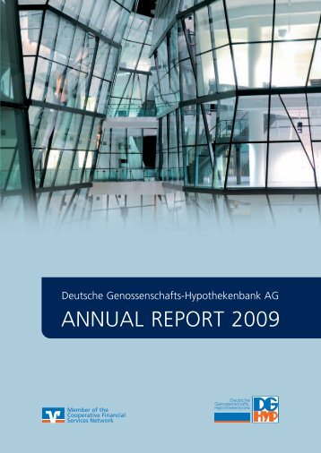 ANNUAL REPORT 2009 - DG Hyp