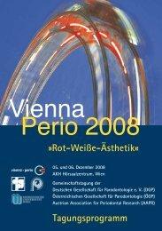 Vienna Perio 2008 - Deutsche Gesellschaft für Parodontologie
