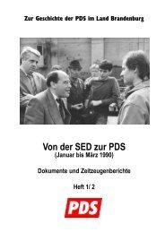 Heft 1/2 - Die Linke. Brandenburg