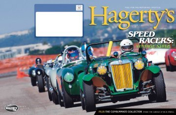 SPEED RACERS: - Hagerty Insurance