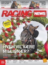 Racing News nr 64 - Trav og galop