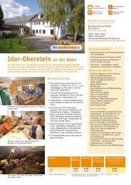 Idar-Oberstein an der Nahe - Jugendherberge