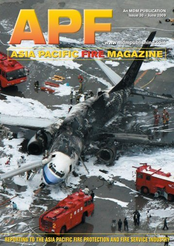 asia pacific fire magazine asia pacific fire magazine - DuPont