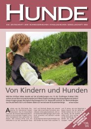 Hunde 8/2006 - SKG