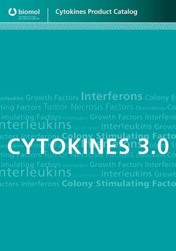 CYTOKINES 3.0 - Biomol GmbH