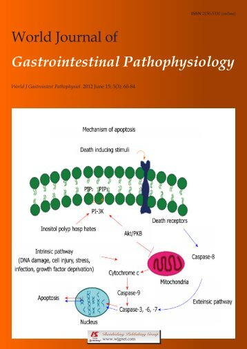 Gastrointestinal Pathophysiology - World Journal of Gastroenterology