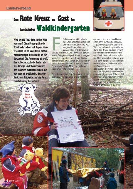 baff - Waldkindergarten Landshut