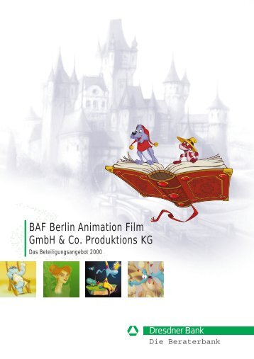 BAF Berlin Animation Film GmbH & Co. Produktions KG