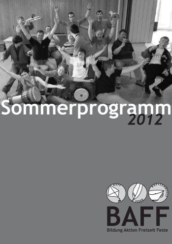 baff heft 2-2012.indd - Lebenshilfe - Reutlingen