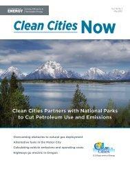Clean Cities Now - EERE - U.S. Department of Energy