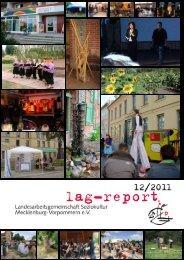 1991 - 2011 20 Jahre - Landesarbeitsgemeinschaft Soziokultur ...
