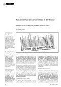 1991 - 2011 20 Jahre - Landesarbeitsgemeinschaft Soziokultur ... - Page 6