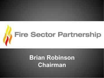 Fire Sector Partnership - Fire Industry Association - UK.com