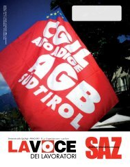 La - CGIL - AGB