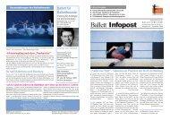 Ballet Nr.48 - Ballettfreunde Deutsche Oper am Rhein