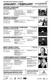 Stravinsky's Petrushka - Sydney Symphony Orchestra