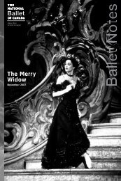 The Merry Widow - The National Ballet of Canada