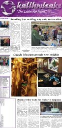 March 4, 2010 - The Oneida Nation of Wisconsin
