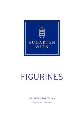 FIGURINES - Augarten Porzellan