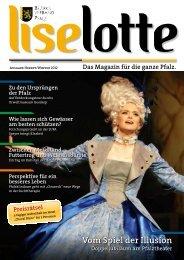 Vom Spiel der Illusion - Bezirksverband Pfalz