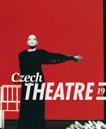 The National Theatre - Divadelní ústav