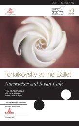 Tchaikovsky at the Ballet - Sydney Symphony Orchestra