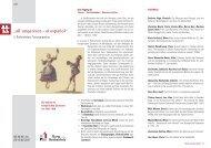 """""""all'ungaresca – al español"""" - Burg Rothenfels"""