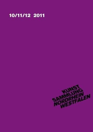 ZVI goldstEIn - Kunstsammlung NRW
